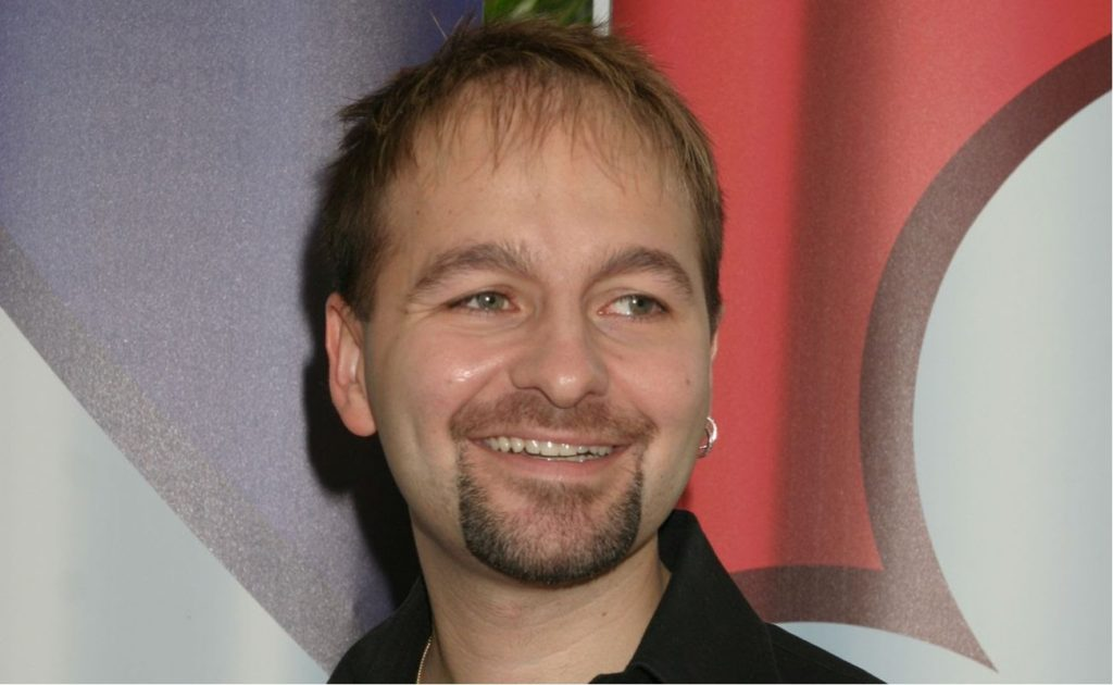 Daniel Negreanu at World Poker Tour Invitational in Commerce Casino