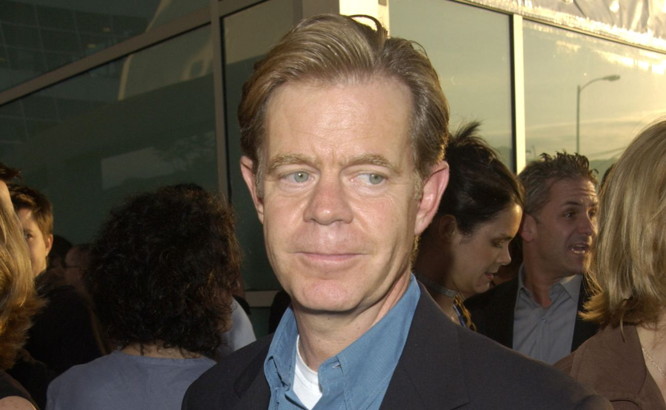 William H Macy at the screening for The Cooler