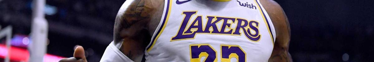#22 Los Angeles Lakers basketball shirt