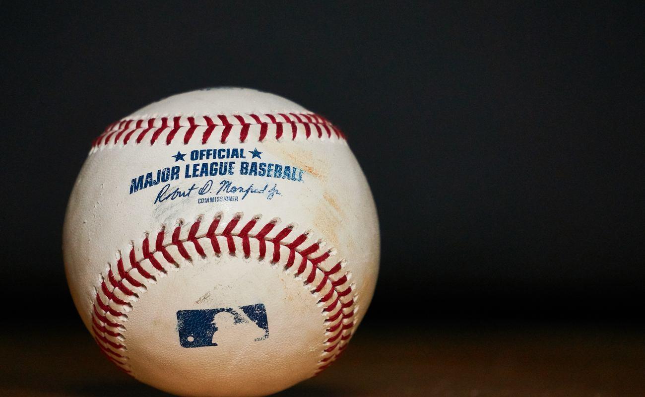 Used Major League Baseball (MLB) Baseball