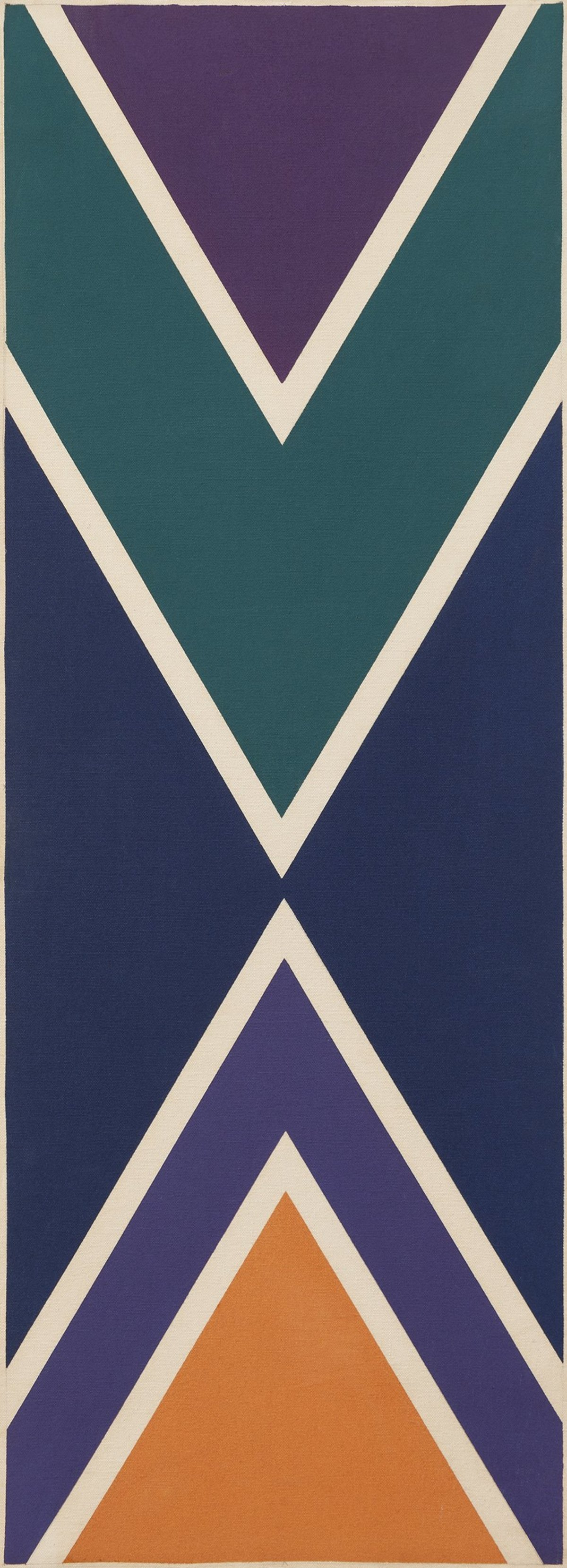 Jerry Walden, Untitled No. 1 (1971), 1971