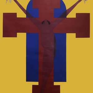 Jerry Walden, Crucifixion II, 1972