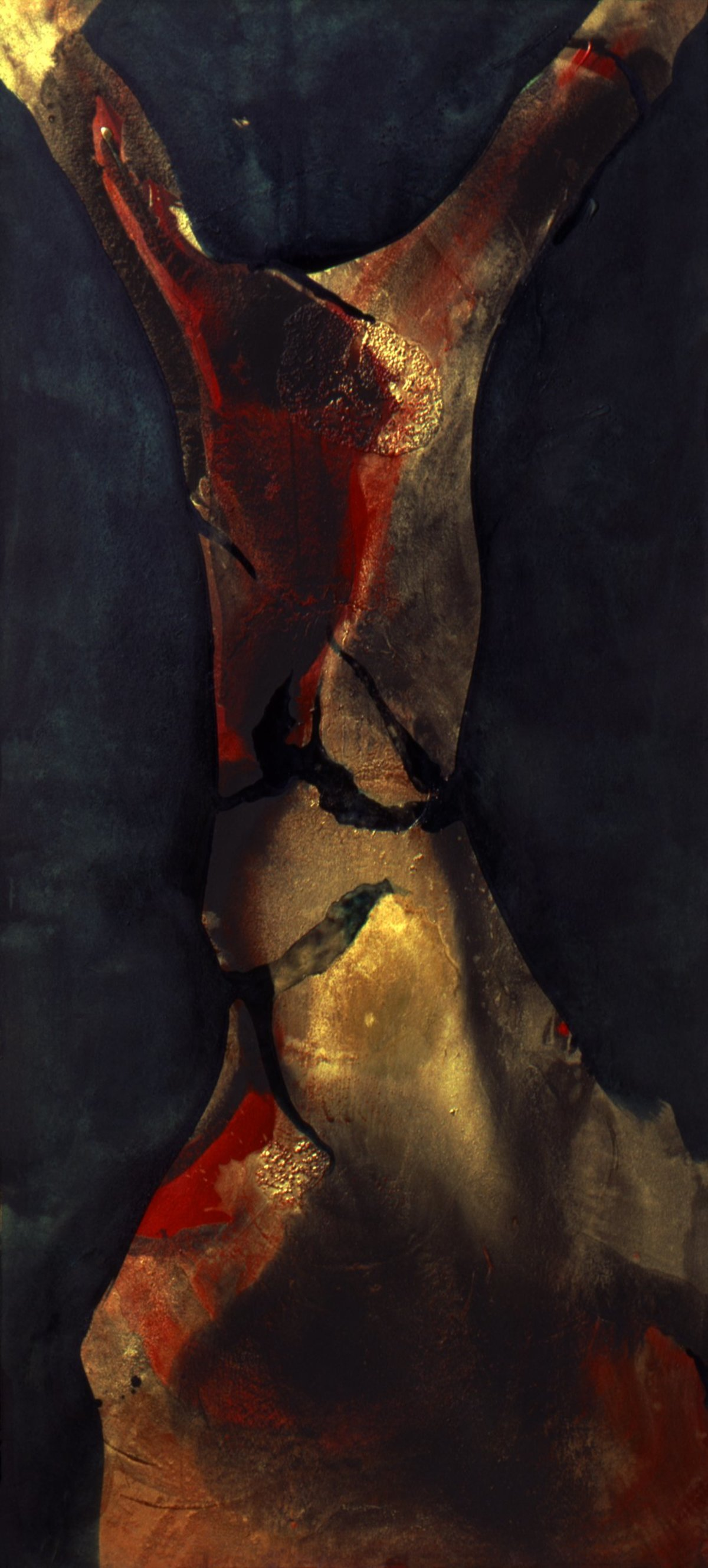 Jerry Walden, Crucifixion, ca.1985