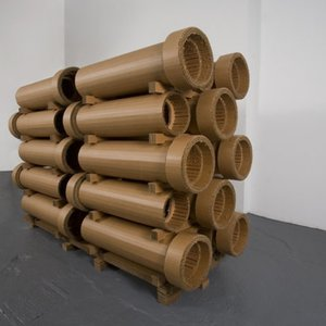 Noah Loesberg, Sewer Pipe Delivery, 2008