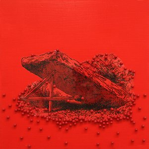 James Cullinane, Trap Painting 1, 2012
