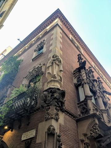 Valencian Art Nouveau architecture