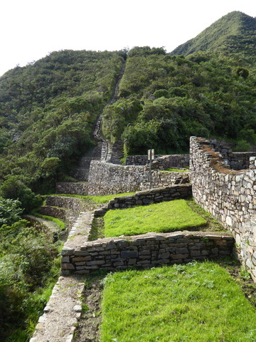 Photo in the album Choquequirao Trek