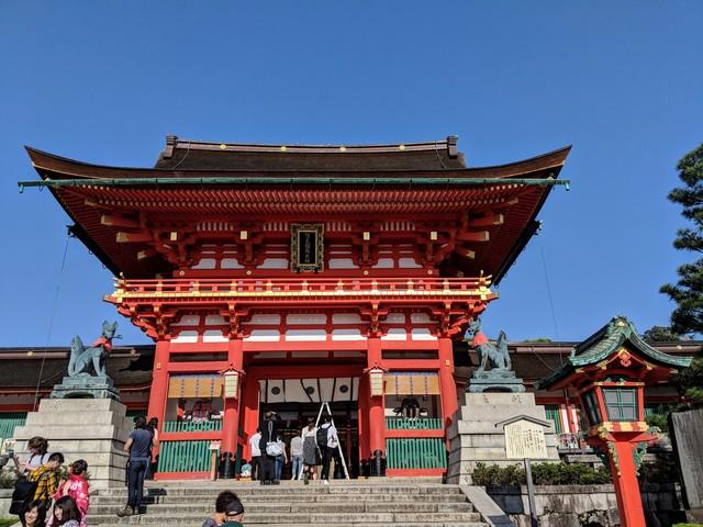 Photo in the album Kyoto 2018