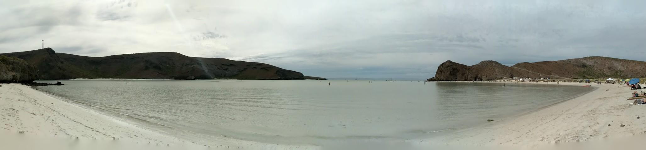 Belandra beach