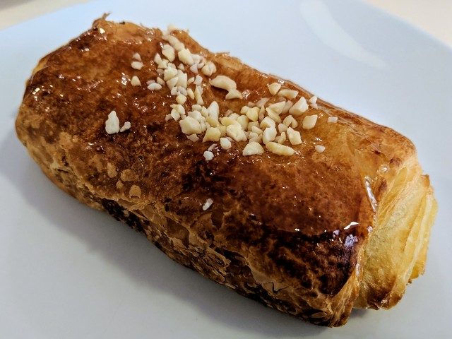 Really good pastries in Spain