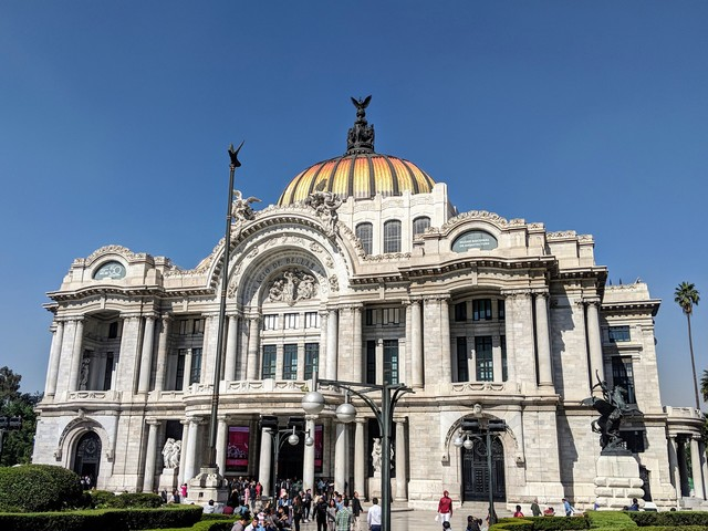 Photo in the album Mexico City 2018