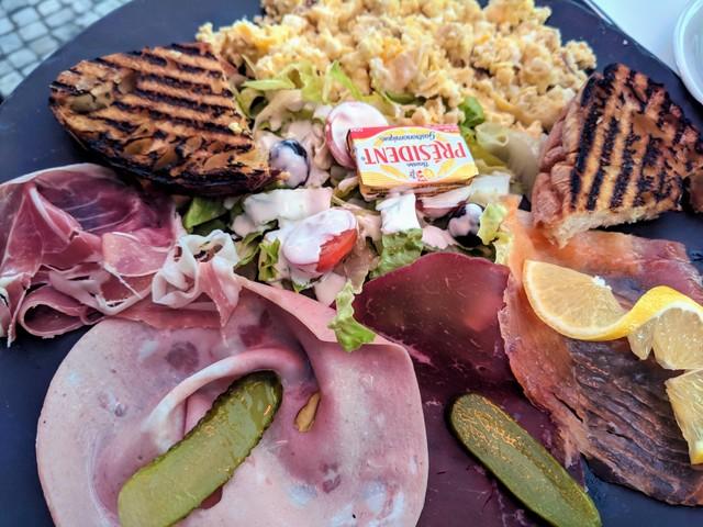 Breakfast! So much food.