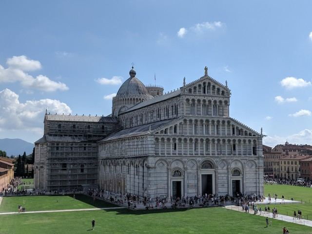 Photo in the album Pisa 2018