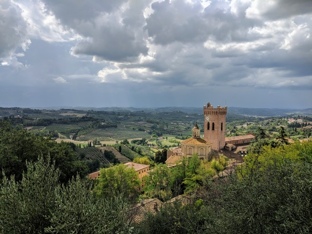 Photo in the album San Miniato 2018
