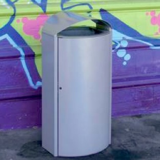Kendo Trash Can