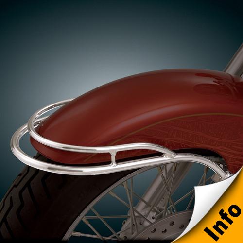 Front Fender Rail
