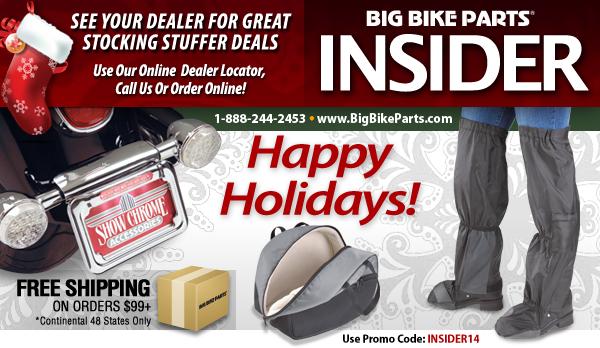 Big Bike Parts - Insider