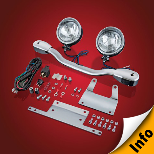 Elliptical Light Bar Kit