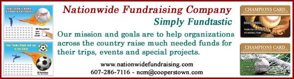 Nationwide Fundraising