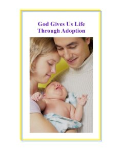 Adoption booklet