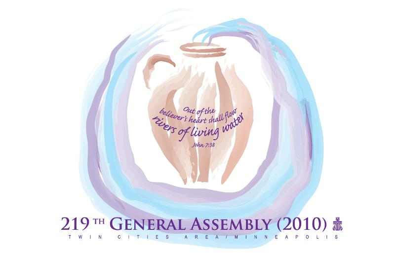 219th General Assembly logo