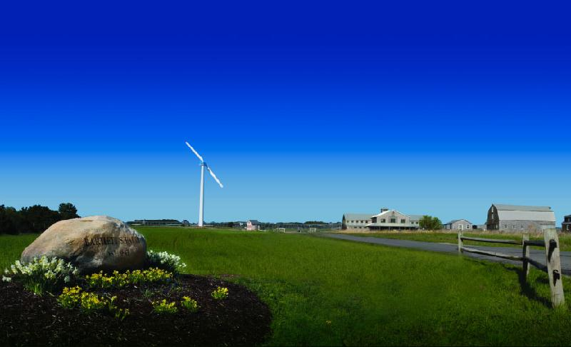 Windmill composite