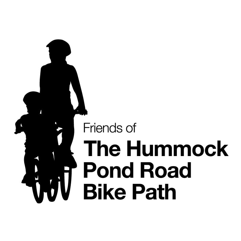 Friends of the bike path logo