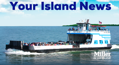Miller ferry put in bay ferry schedule fares vehicle guidelines sign up for your island news sciox Images
