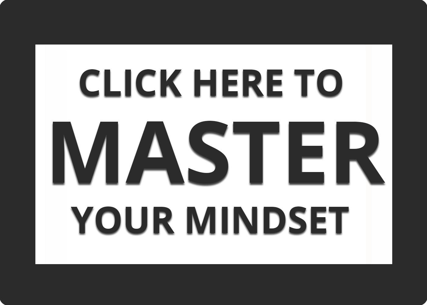 Rob Scott Mastering Mindset