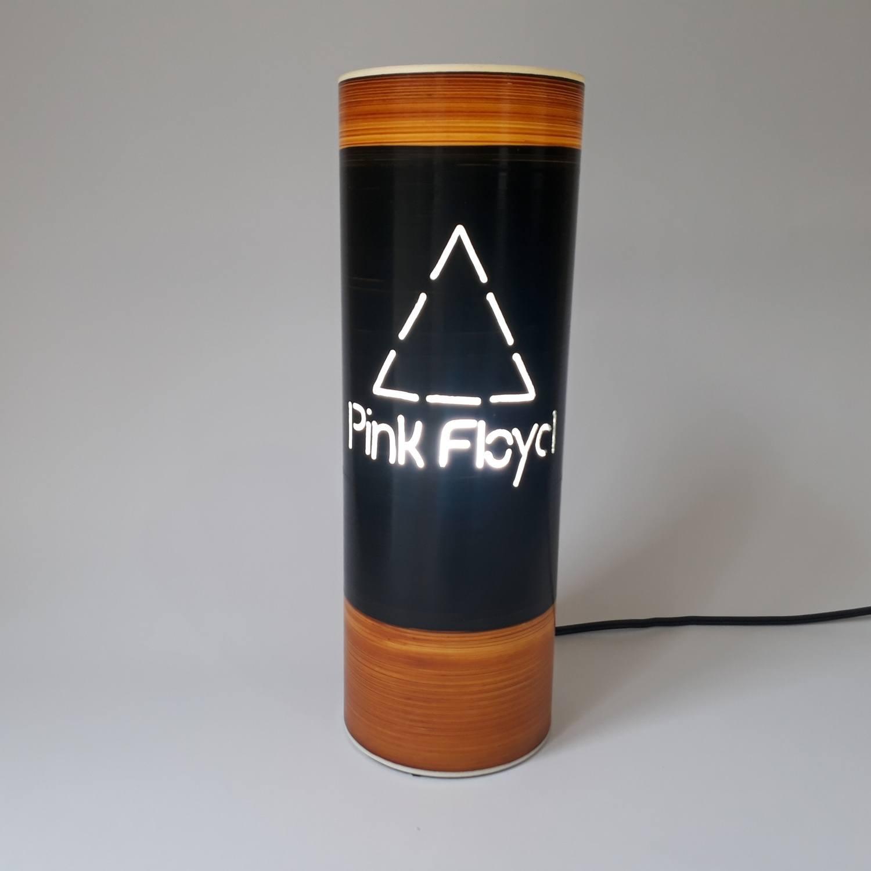 Abajur Luminária Pink Floyd