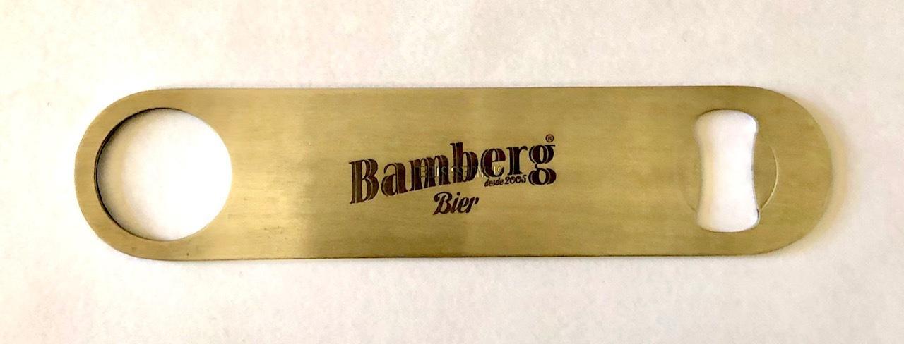 Abridor de Garrafa de cerveja Bamberg Bier