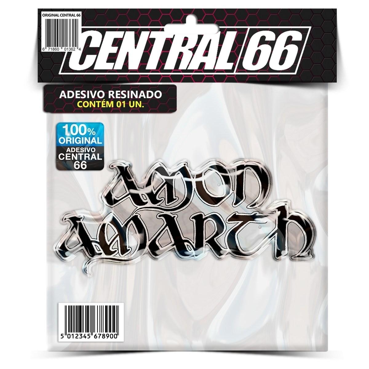 Adesivo Amon Amarth – Central 66