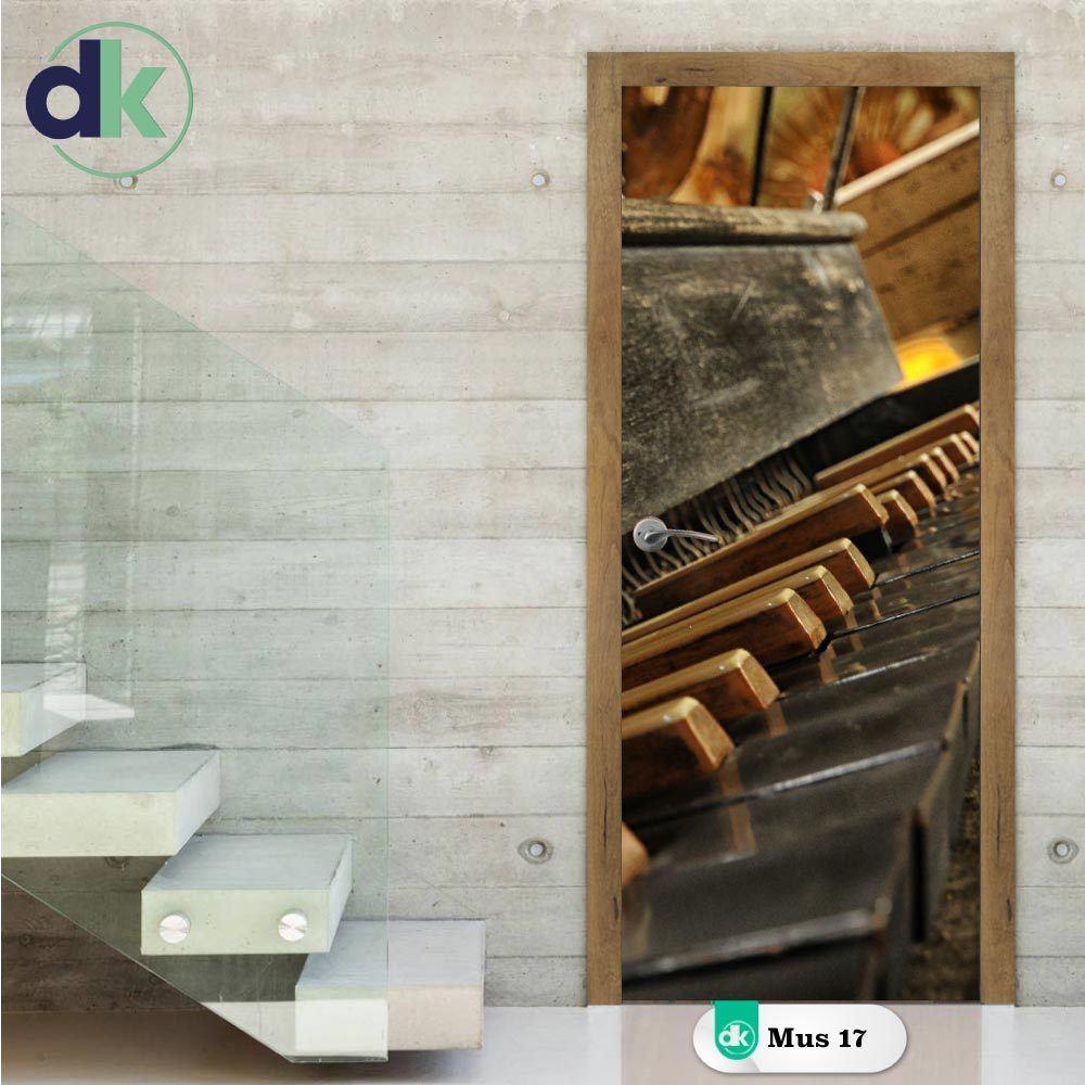 Adesivo Porta - Mus17