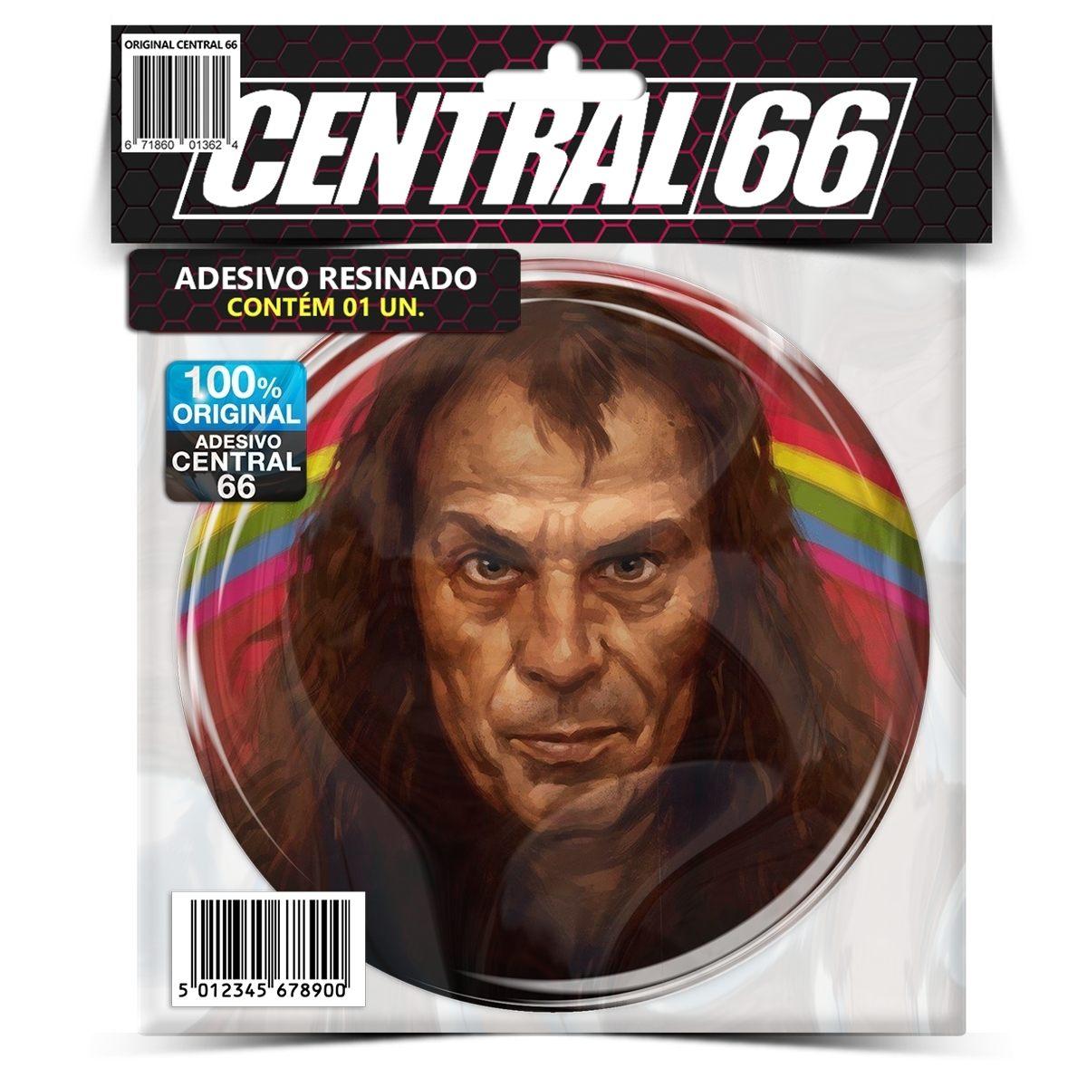 Adesivo Redondo Dio Rainbow – Central 66