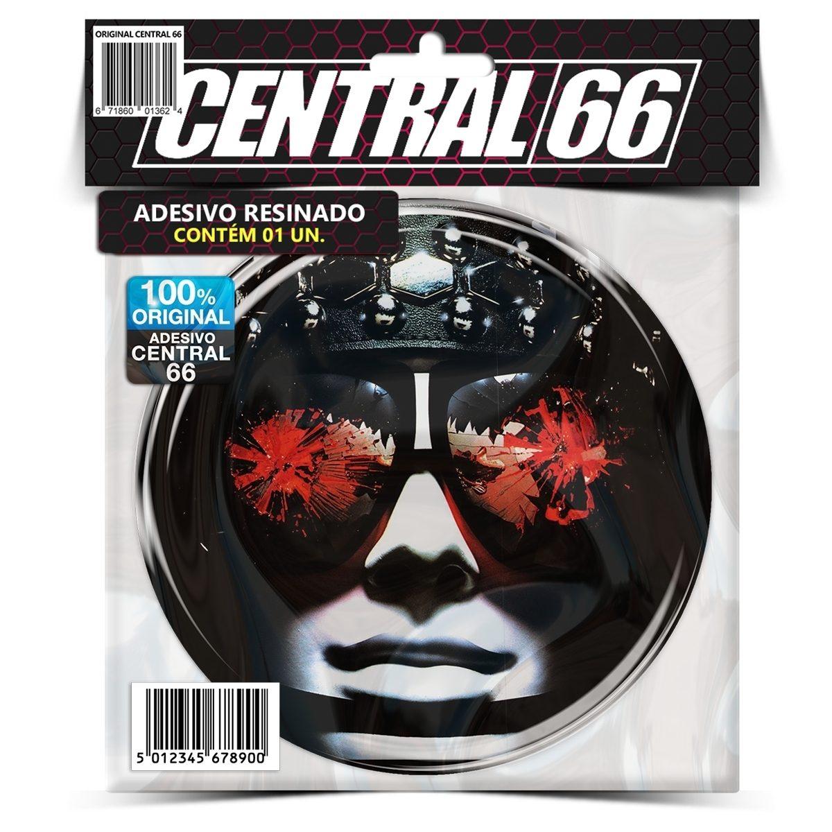Adesivo Redondo Judas Priest Killing Machine – Central 66