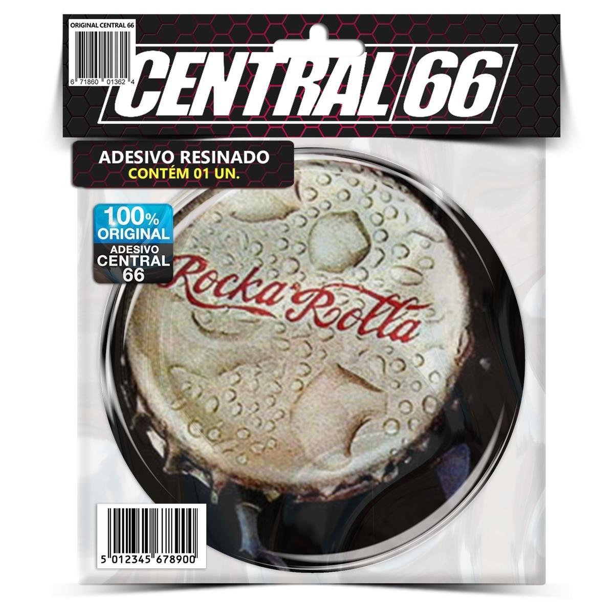 Adesivo Redondo Judas Priest Rocka Rolla – Central 66