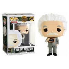 Albert Einstein - Funko Pop!