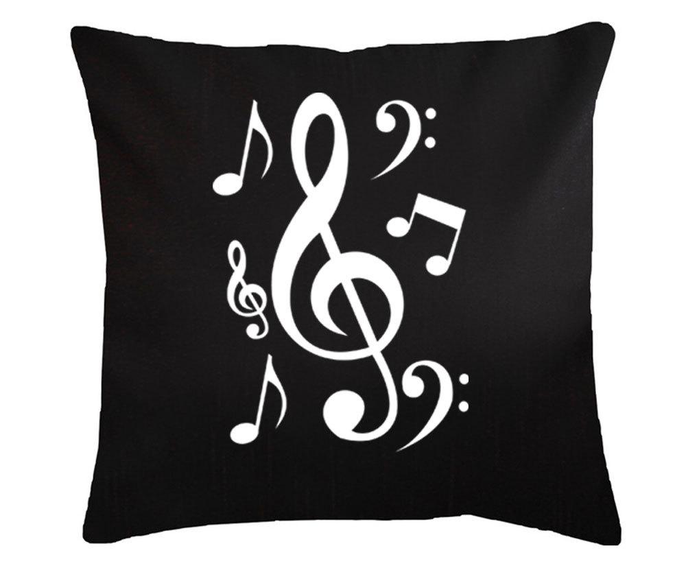 Almofada Notas Musicais