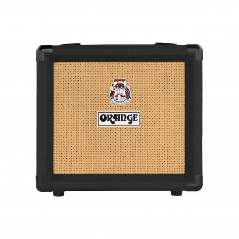 Amplificador Orange Combo para Guitarra Crush 12 Black