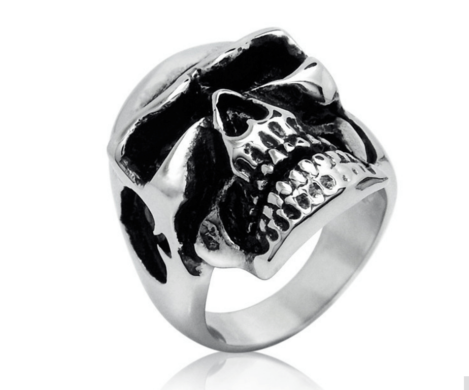 Anel Skull Naipe – SkullAchando