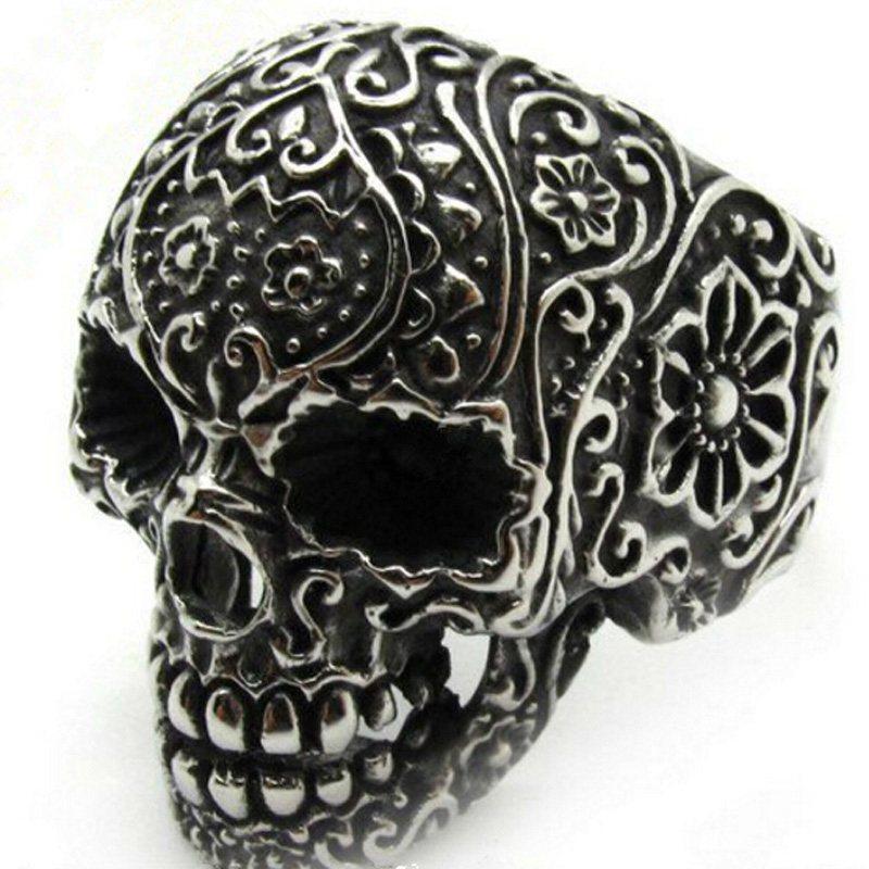 Anel Vintage Skull – SkullAchando