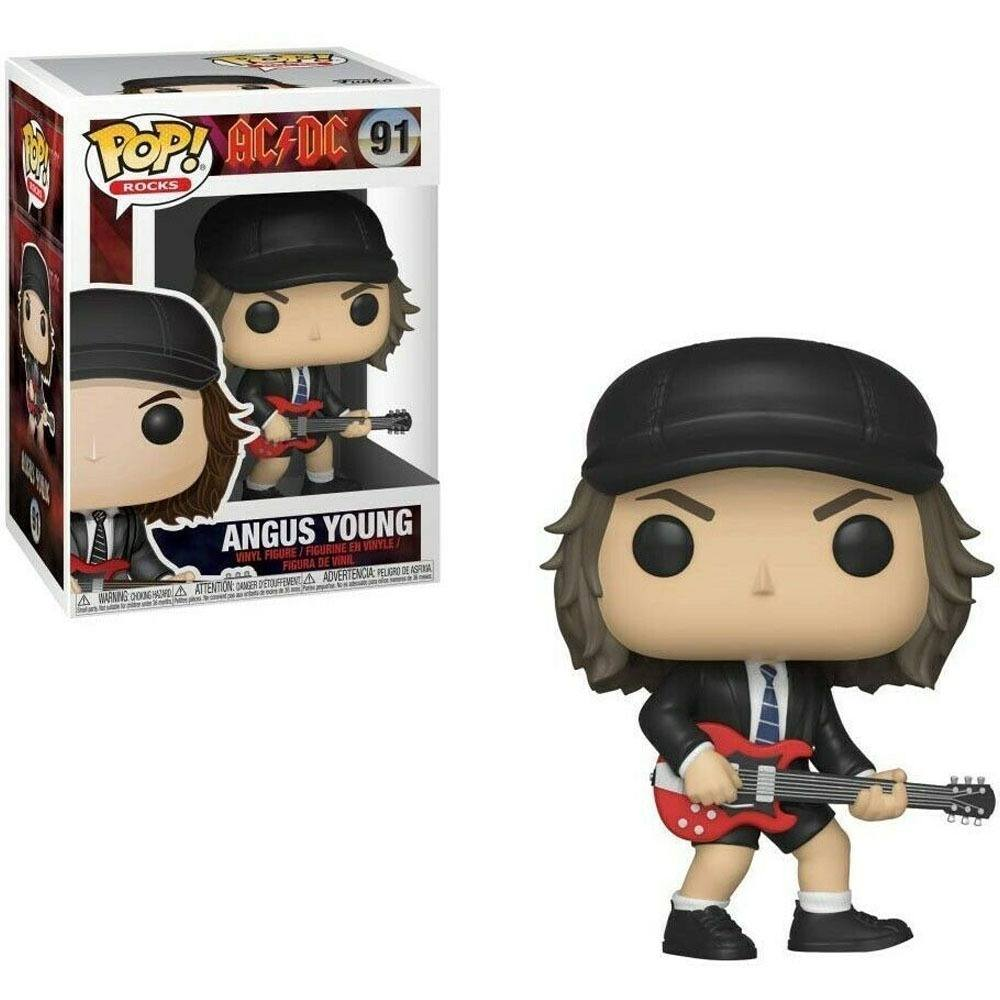 Funko Pop! Rocks AC/DC Angus Young