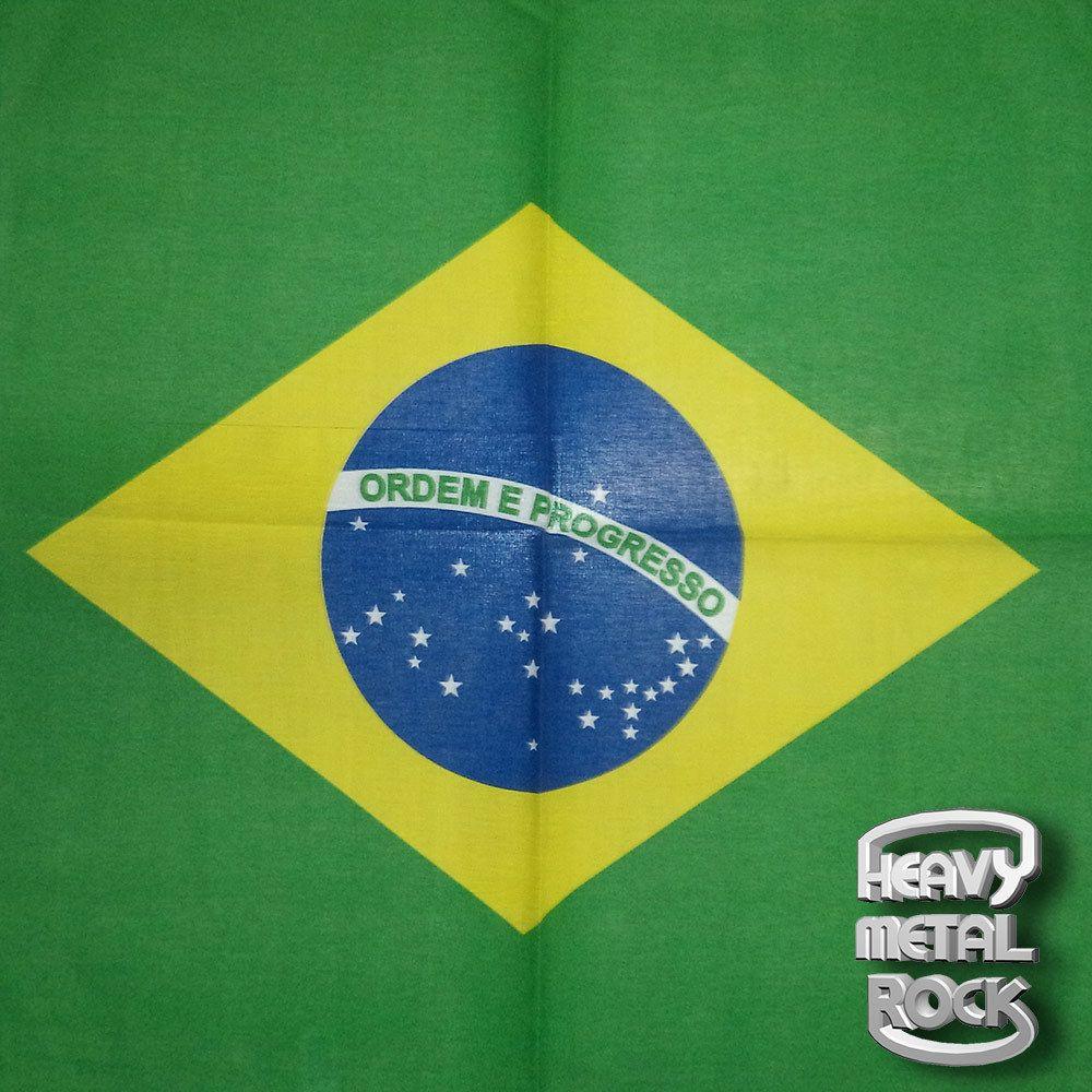 Bandana Brasil - Heavy Metal Rock
