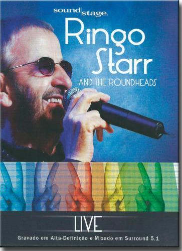 Blu Ray Ringo Starr - And The Roundheads