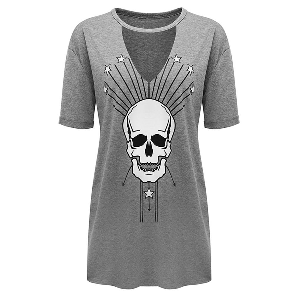 Blusão Skull Choker - SkullAchando