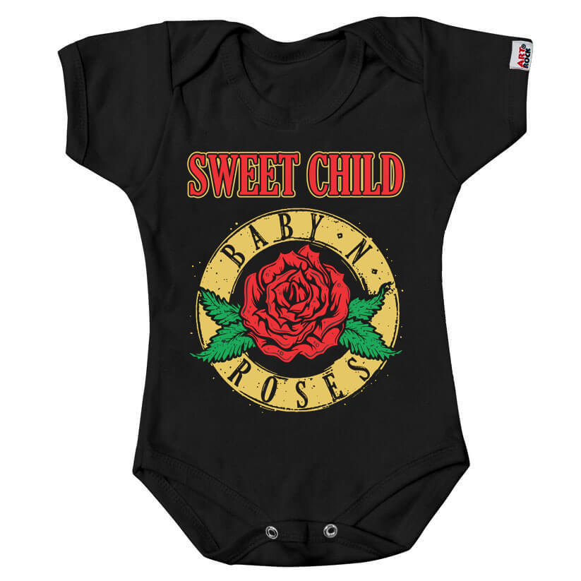 Body Infantil GUNS N' ROSES - Sweet Child