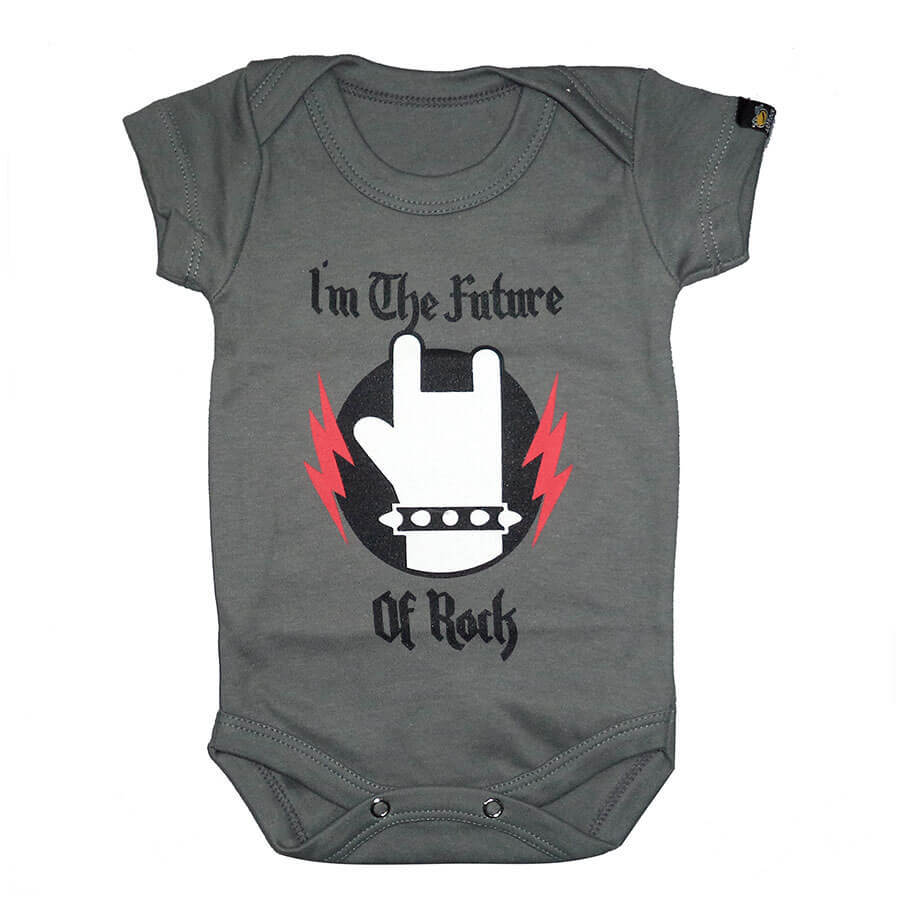 Body Infantil I'm The Future Of Rock
