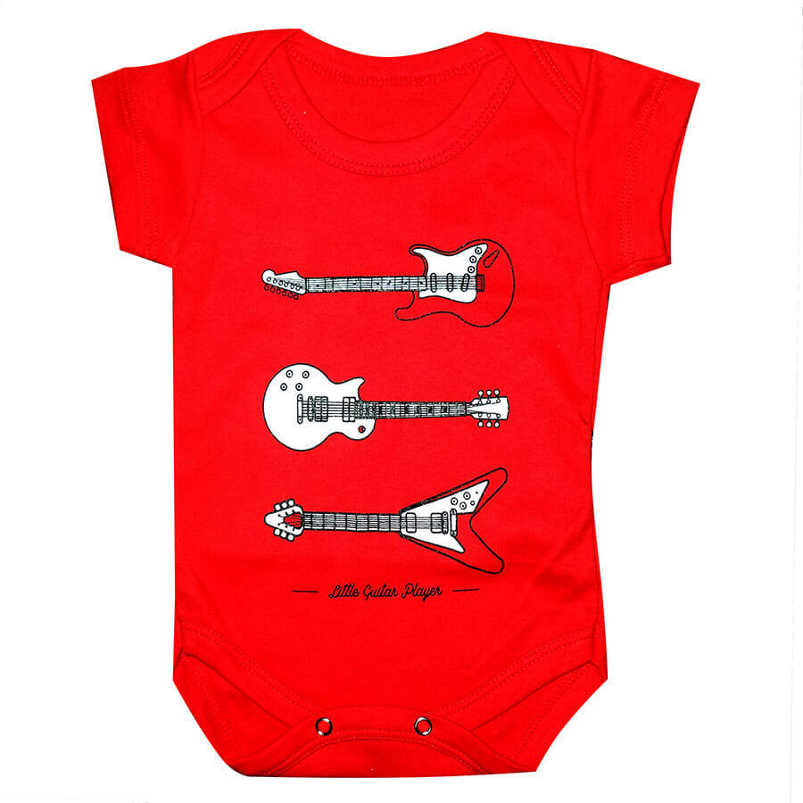 Body Infantil Little Guitar Player