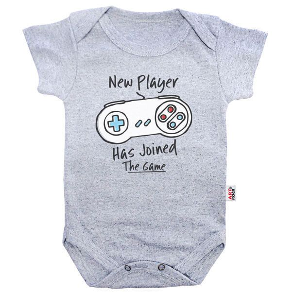 Body Infantil NEW PLAYER has joined the Game