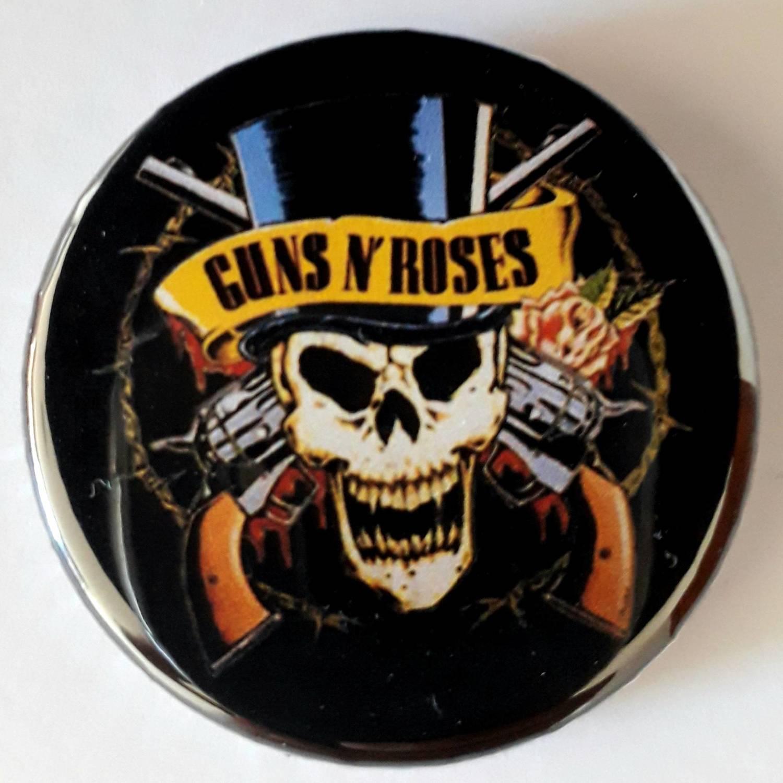 Botton  Guns n' Roses